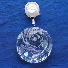 swarovski swarovski 2009 window ornament air clear 1005276