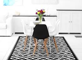 Modern Rugs Direct by Black And White Rugs Uk Roselawnlutheran