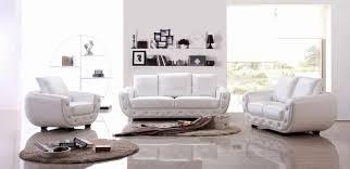 Modern Leather Living Room Set Livingroom White Leather Living Room Sets With Rhinestones