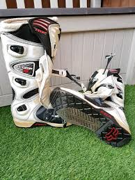 size 12 motocross boots fox comp 5 motocross mx boots size 12 in merthyr tydfil