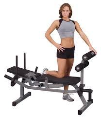 amazon com body solid gab100 body solid horizontal ab crunch
