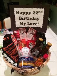 birthday gift baskets for him diy gift baskets for boyfriend 5u002710