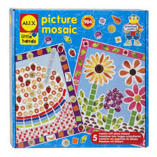 alex toys little hands picture mosaic alexbrands com