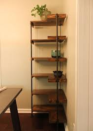 Making A Wooden Shelf Unit by Best 25 Diy Corner Shelf Ideas On Pinterest Corner Shelf
