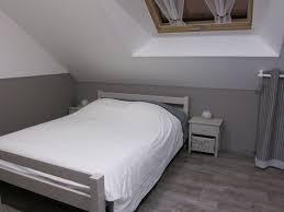 chambre en gris peinture chambre gris et blanc
