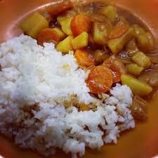 recettes de cuisine japonaise recette du monde curry végétarien à la japonaise céline m