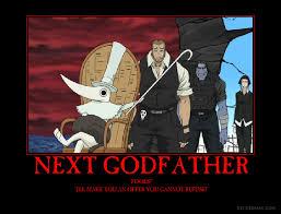 Soul Eater Excalibur Meme - soul eater excaliber godfather by dragonstalker0713 on deviantart