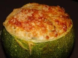comment cuisiner une courgette courgette farcie au thon et a la moutarde aurélie cuisine
