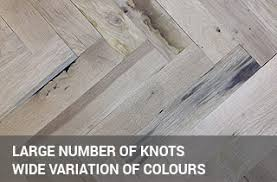 wood flooring grades rustic prime