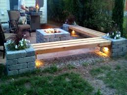 Rustic Outdoor Bench Plans Outdoor Fire Pit Bench Ideas Fire Pit Wood Bench Plans Default