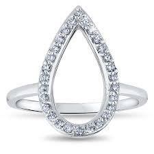 pear shaped ring pear shaped ring ayla