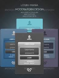 29 remarkable html u0026 css login form templates download free