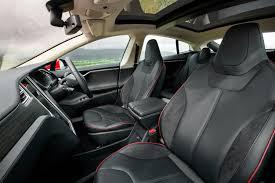 Tesla Interior Model S Interior Tesla Model S P85 Uk Spec U00272013 U201311 2014