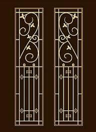 Iron Grill Design For Door khosrowhassanzadeh