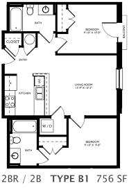 urban living floor plans in richmond va