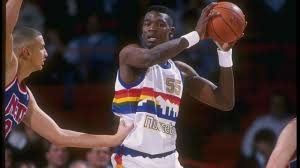 Mutombo Meme - 1990s nba uniforms ranked from cartoonish best to technicolor worst