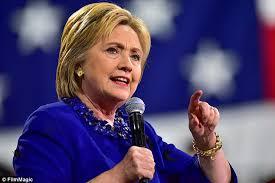 Seeking Aliens Clinton Wants To Send A Task To Prison