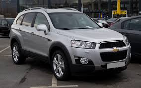 chevrolet captiva history photos on better parts ltd