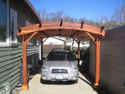 gorgeous wood carport kits with wood carport pergola design and