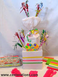 Centerpieces Birthday Tables Ideas by Birthday Party Centerpieces Ideas For All Ages