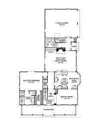 Master Bedroom Above Garage Floor Plans Quail Ridge Cottage Home Plan 128d 0003 House Plans And More