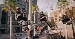 Rainbow Six Siege Starring Idris Tom Clancy S Rainbow Six Siege Gameplay Trailer