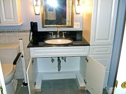 Ada Vanity Height Requirements by Bathroom Sink Handicap Bathroom Sink Full Image For Accessible