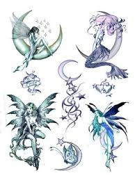 mystical fairy tattoo designs mystical fairies tattoos art