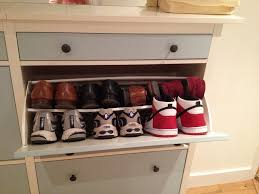 ikea shoe rack ikea hemnes shoe cabinet drawers home design ideas ikea hemnes