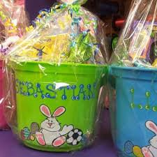 personalized easter buckets personalized cup steel from masonalexanderinc