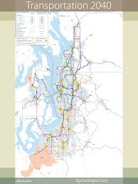 Portland Public Transportation Map by Sustainability Ambassadors Transportation