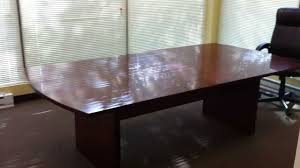 Staples Conference Tables Staples Conference Table Installation Service In Reston Va