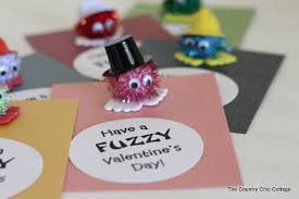Valentine S Day Decorations For Classroom by Handmade Valentine U0027s Day Cards Quick And Easy The Country
