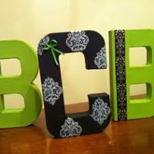 20 cool diy cardboard letters cardboard letters burlap and diy