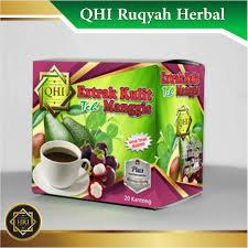 Teh Qhi teh kulit manggis ruqyah qhi ruqyah dan herbal