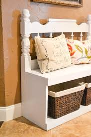 Ideas For Headboards by Top 10 Diy Ideas For Headboard Bench Top Inspired