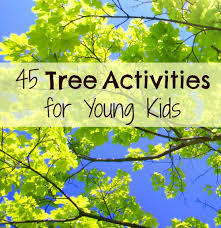 theme tree tree activities for kids
