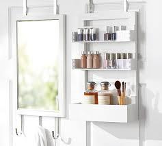 over the door cabinet back of door storage organization for the home