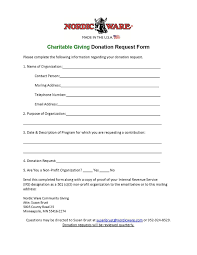 Charitable Contribution Receipt Template Doc 575709 Charitable Pledge Agreement Form With Sample