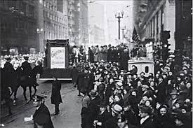 chicago s thanksgiving parade started 82 years ago as the