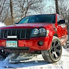 jeep black headlights bjlengeling 2006 jeep grand cherokee specs photos modification