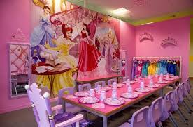 kidz rooms kids room party room for kids birthday princess tea party room