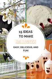 15 ideas to make halloween easy delicious and fun veggie mama