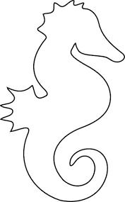 free image pixabay seahorse ocean fish animal seahorses