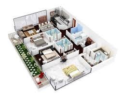 2 Bed 2 Bath House Plans The 25 Best 3d House Plans Ideas On Pinterest Sims 3 Apartment