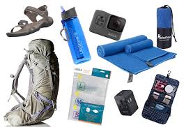 travel gear images Travel gear for minimalist and budget backpackers jpg