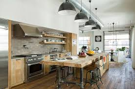 Industrial Kitchen Islands 22 Industrial Kitchen Island Designs Derektime Design Design