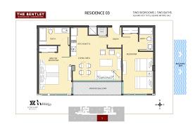 floor plans the bentley miami edgewater condos