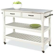 white kitchen island with stainless steel top kitchen island stainless steel top mydts520