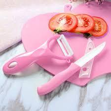 online shop kitchen knife set board knife peeler 3 pcs kitchen